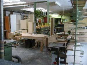 Küche Umbau Werkstatt 1