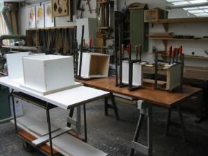Küche Umbau Werkstatt 2