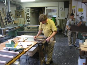Kfz Regale Werkstatt